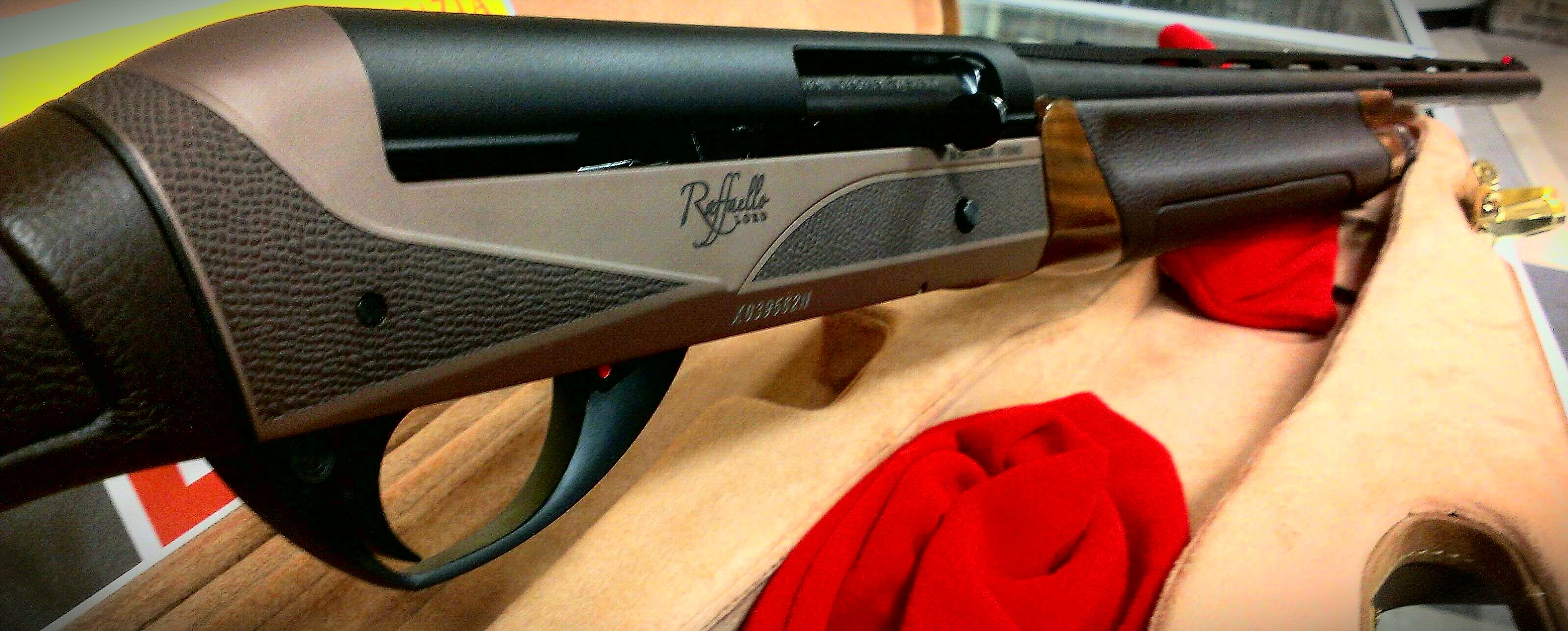 1 of only 250 sent to the united states benelli raffaello lord 20
