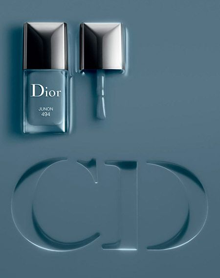 Dior Vernis Couture Effet Gel Collection for Spring 2014  #dior #makeupproducts #nailpolishes
