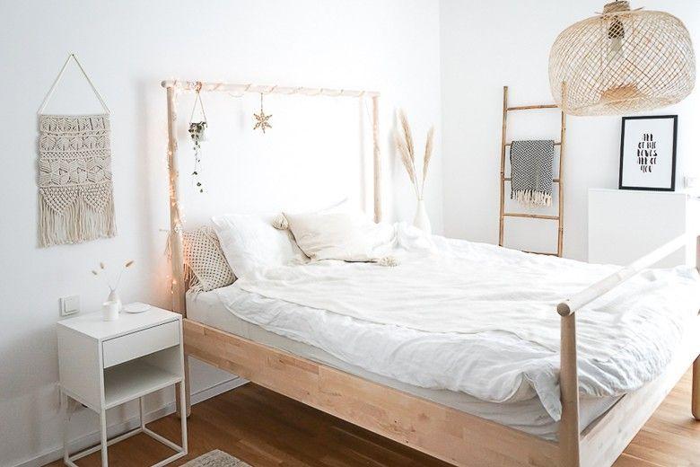 Schlafzimmer einrichten   Schlafzimmer einrichten, Haus, Romantische deko