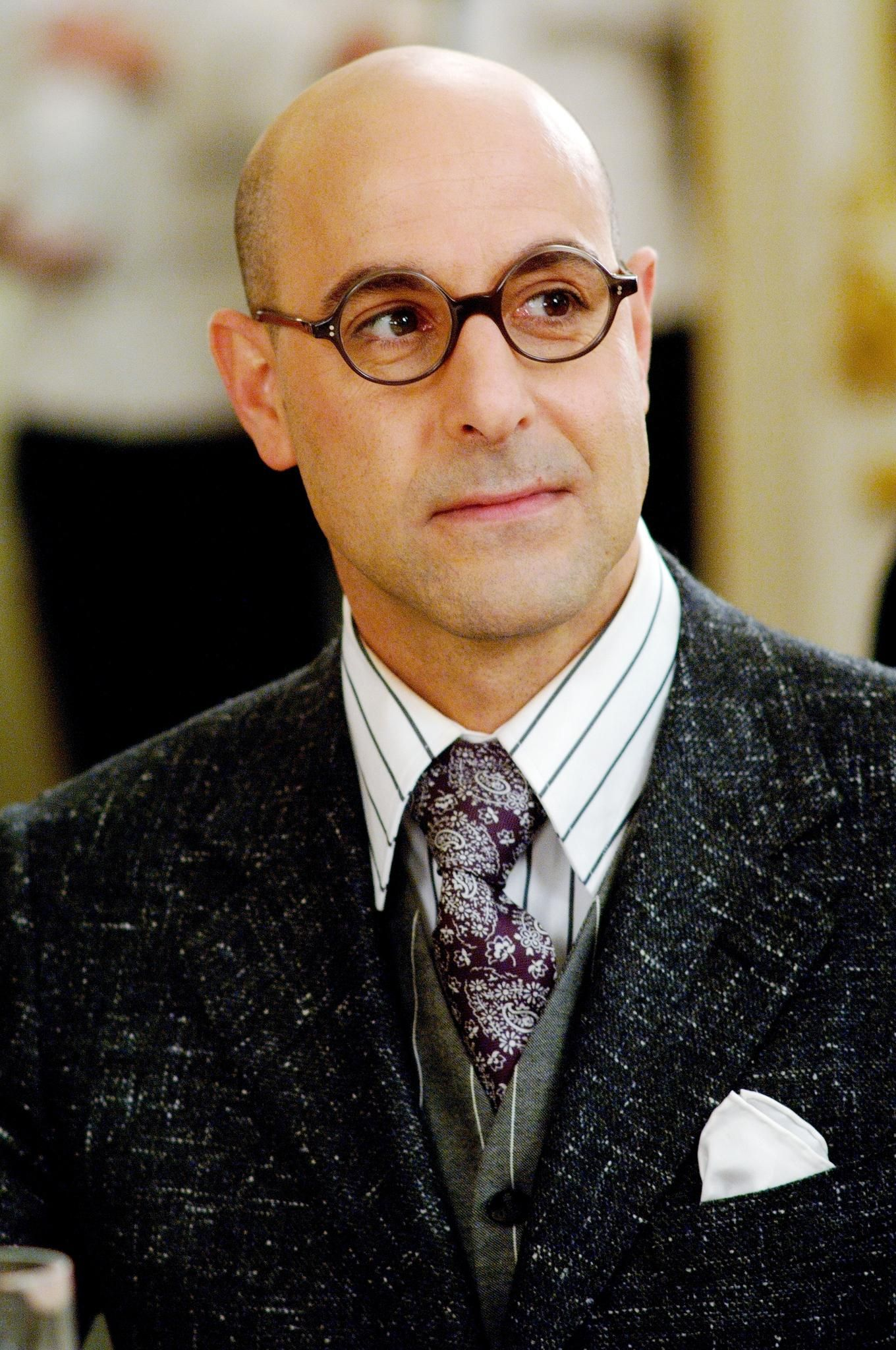 Stanley Tucci plays Nigel in The Devil Wears Prada. | You stayed ...