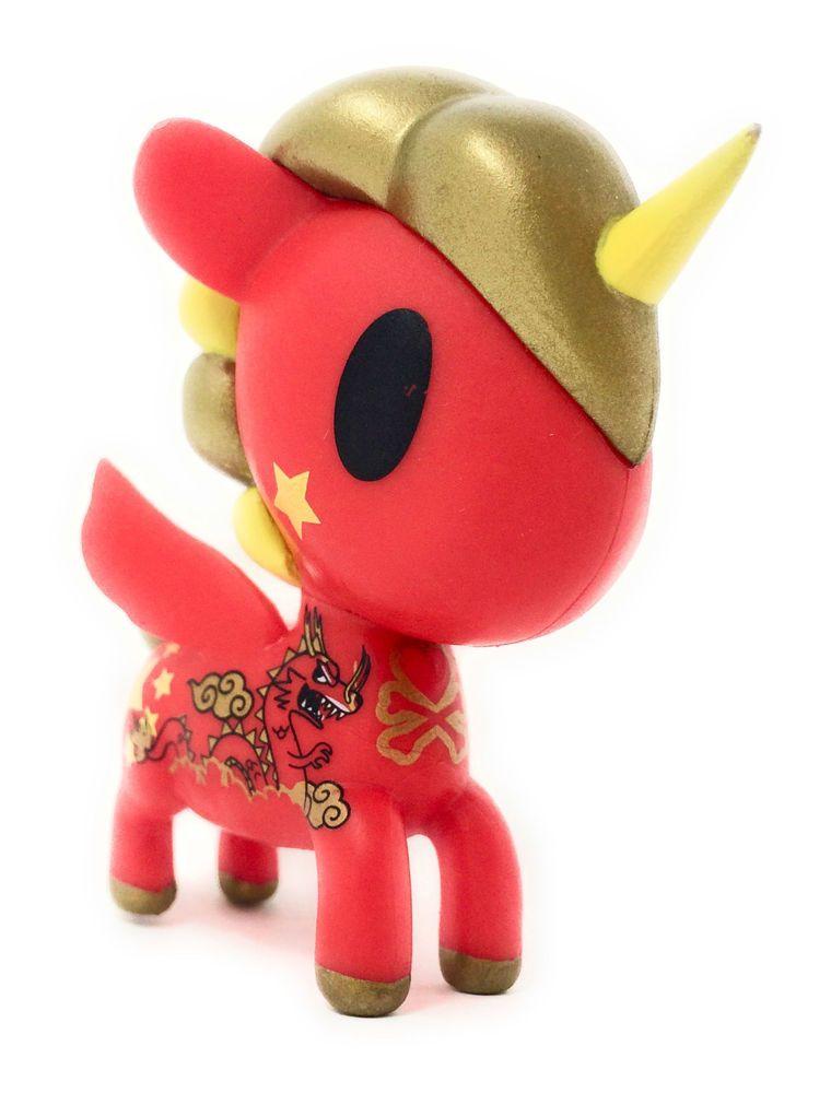"Mighty Jaxx XXRAY Tokidoki 4/"" Unicorn Stella"
