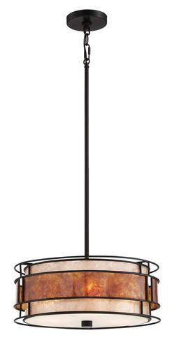 Patriot lighting lorenzo 16 3 light mini pendant at menards patriot lighting
