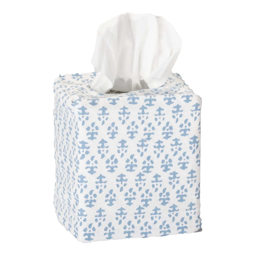 Batik Tissue Box Cover Blue Tissue Box Covers Tissue Boxes Covered Boxes