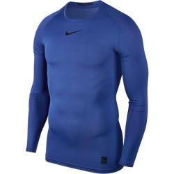 Photo of Maglia da uomo a manica lunga Nike M # np Top Ls Comp, taglia Xl in blu, taglia Xl in blu Nike