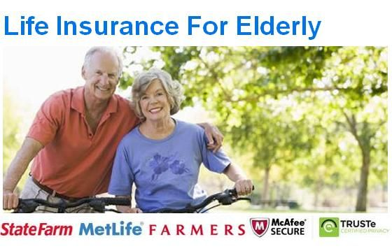 Life Insurance Quotes For Elderly Classy Life Insurance For Persons Over 50  85 Years No Medical Exam