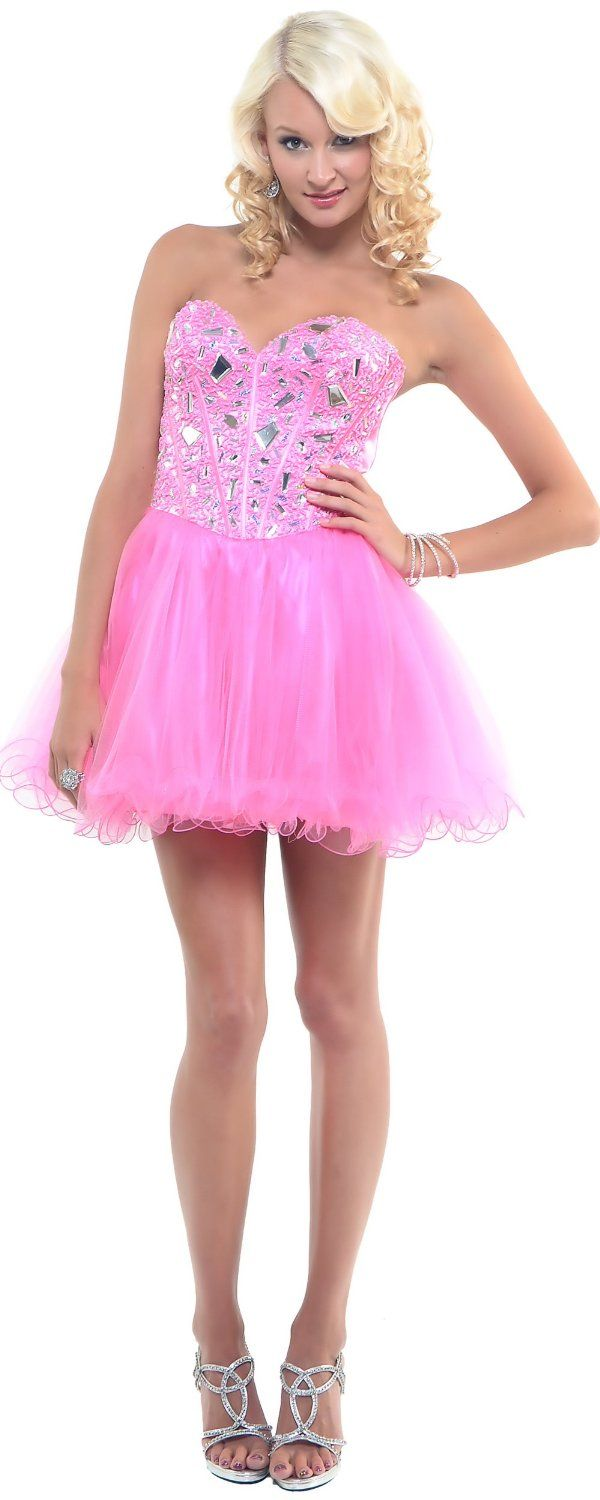 Pink Prom Dresses | Hot pink prom dresses 2013 for juniors for ...