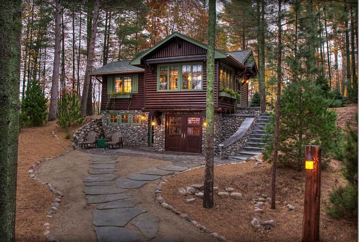 land s end development stone cabin cabin paint colors on lake cottage interior paint colors id=44608
