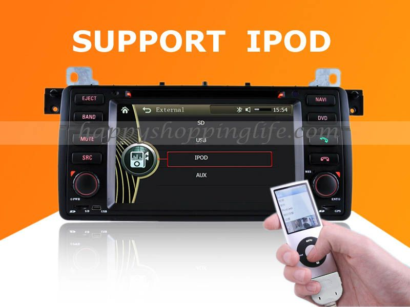 car dvd player with gps can bus digital tv atsc for bmw. Black Bedroom Furniture Sets. Home Design Ideas