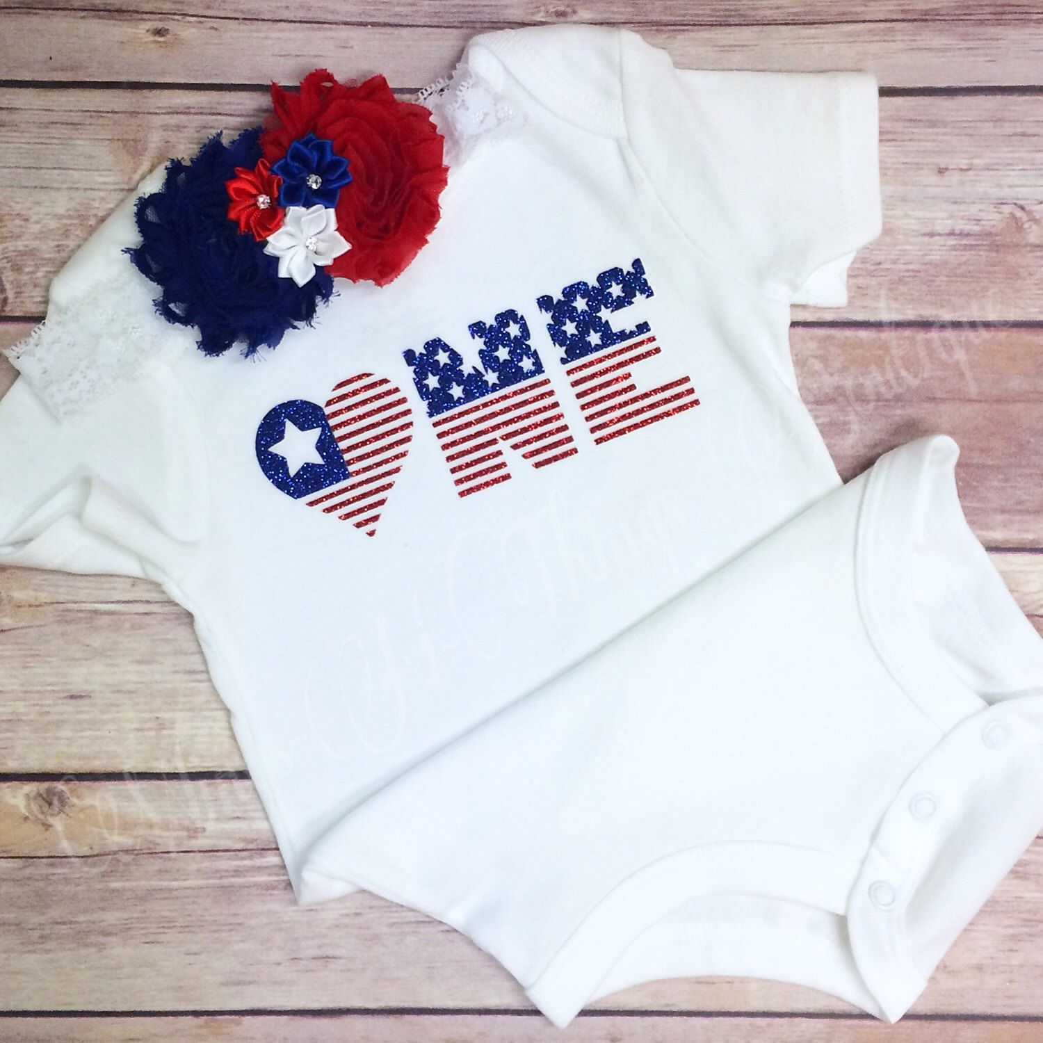 A personal favorite from my Etsy shop https://www.etsy.com/listing/398177747/fourth-of-july-bodysuit-2pc-set-w-shabby