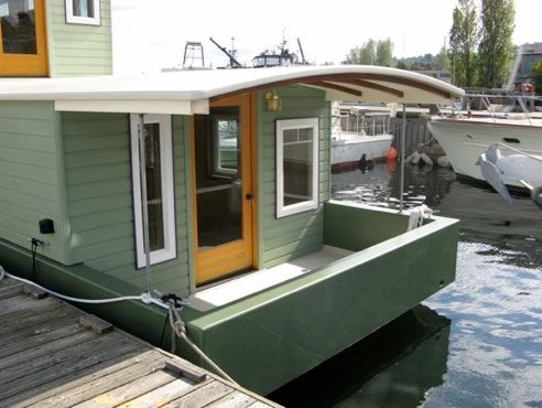 Vintage Houseboat Interiors Home Interior Houseboat