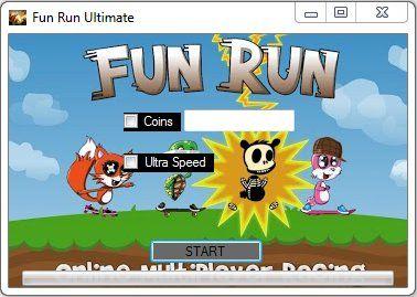 fun run arena 3 hack