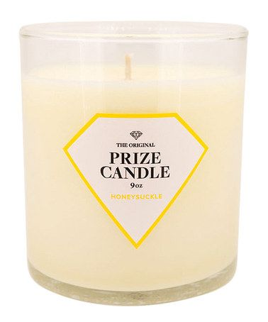 Another great find on #zulily! Honeysuckle Prize Candle by Prize Candle #zulilyfinds