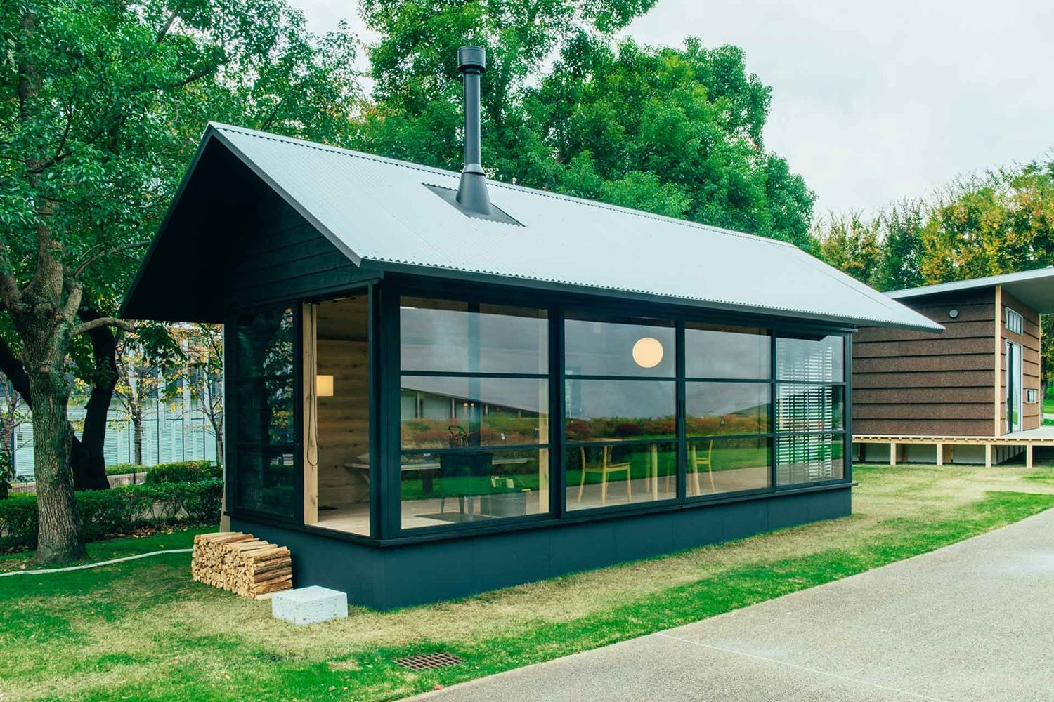 the muji hut is a micro home made for japan the o u0027jays micro