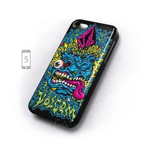 Volcom Face Jimbo Phillips iPhone 5 Case