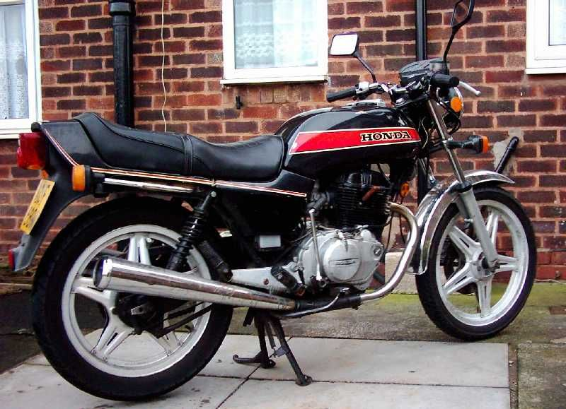 1978 honda cb250n superdream my forth bike bike. Black Bedroom Furniture Sets. Home Design Ideas
