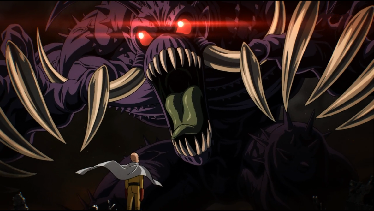 Mysterious Beings One punch man, One punch man anime