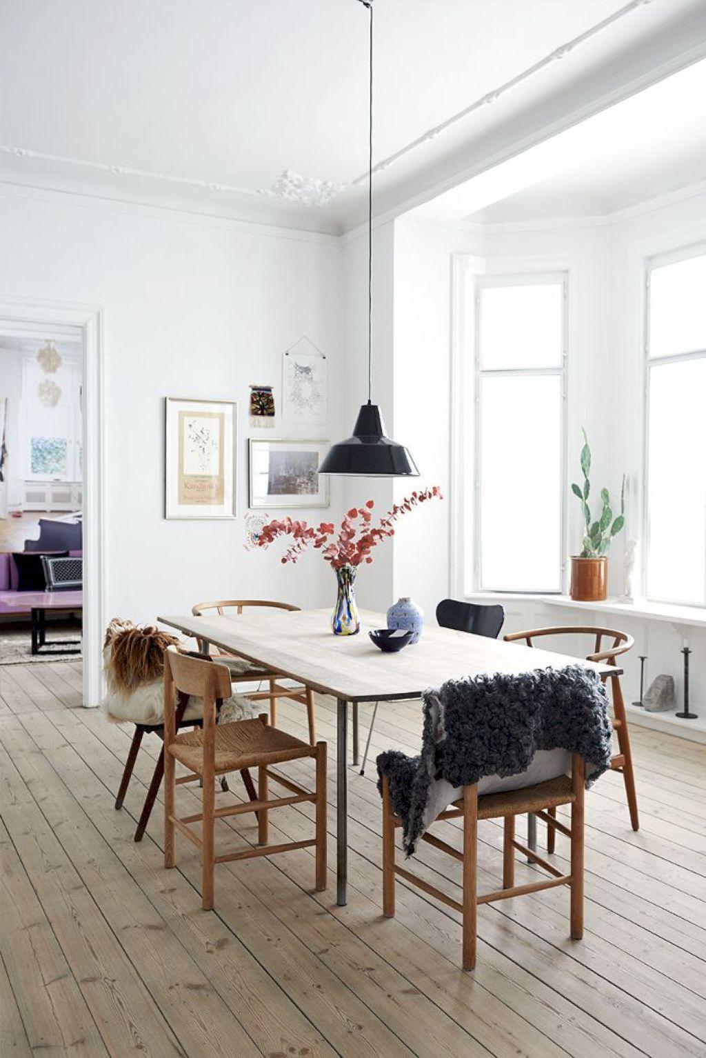 72 Beauty and Cute Scandinavian Home Decor Ideas | Craft