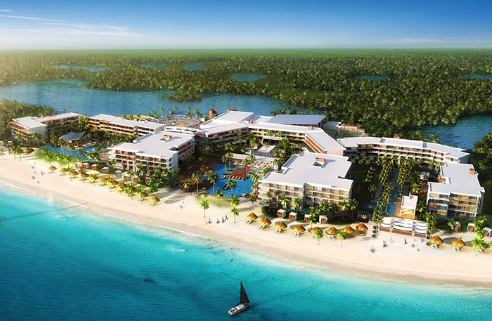 Opening March 2016! Get ready for an all-new Breathless Resort & Spa in the Riviera Cancun!