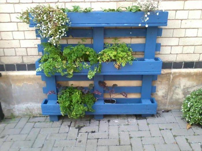25+ Fabriquer une jardiniere en bois de palette inspirations