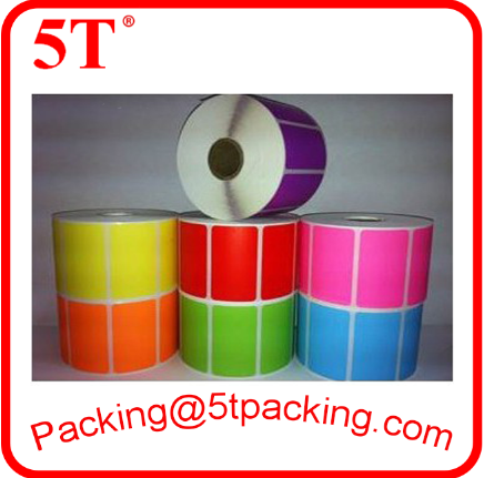 Color direct thermal labels | Adhesive Labels | Thermal