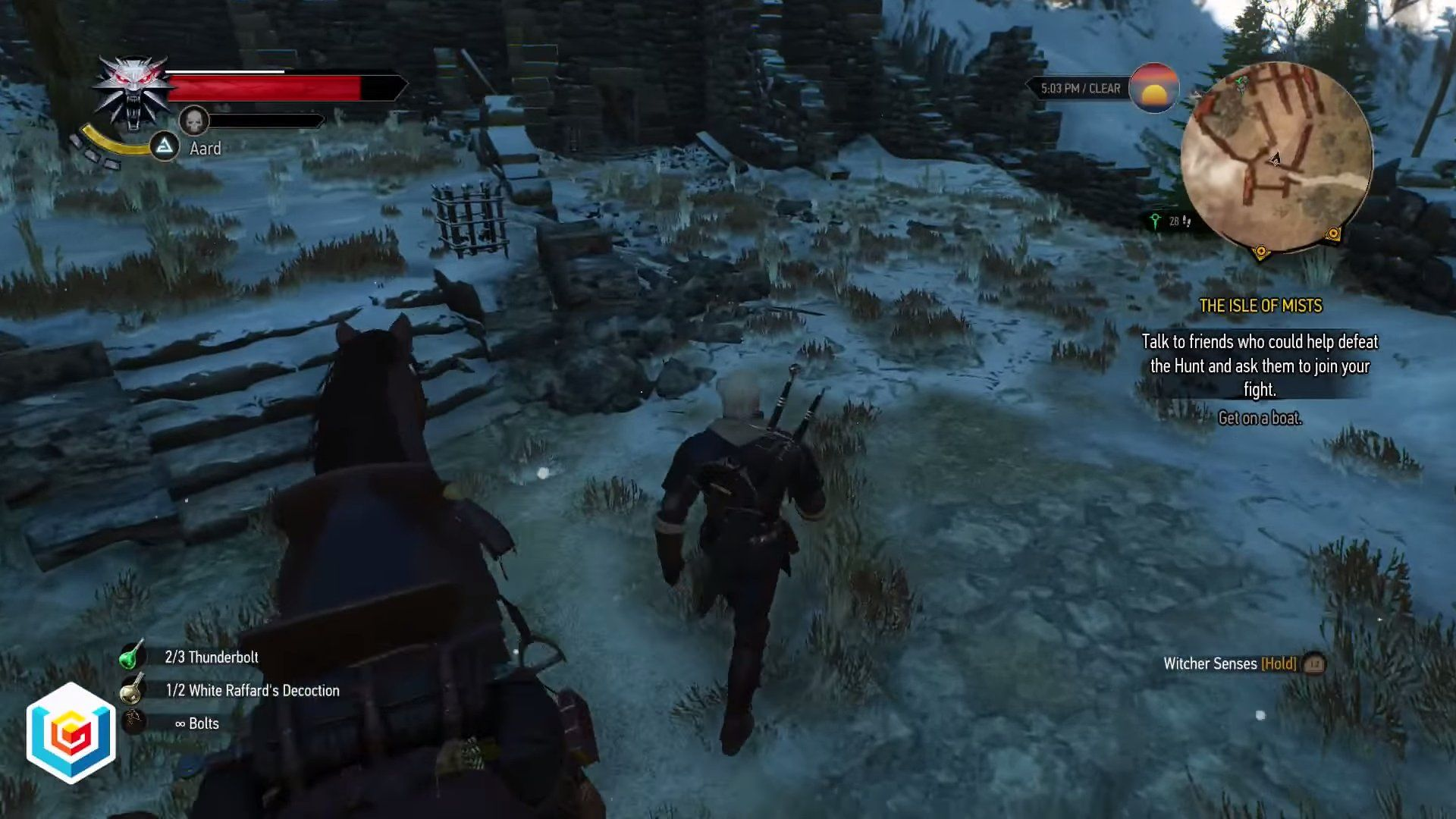 The Witcher 3 Wild Hunt Skellige Isles Guarded Treasures