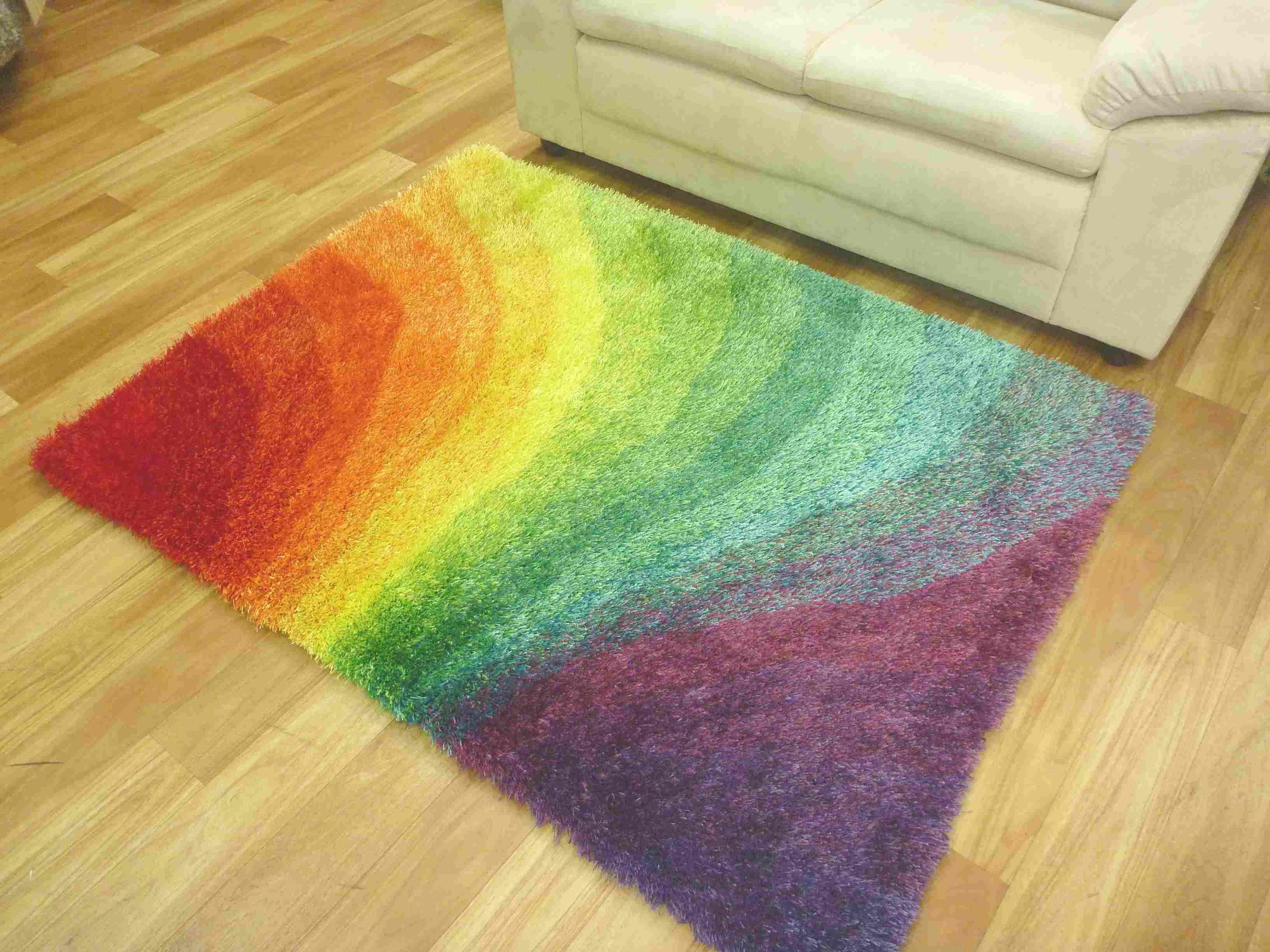 Rainbow Rugs Home Decor