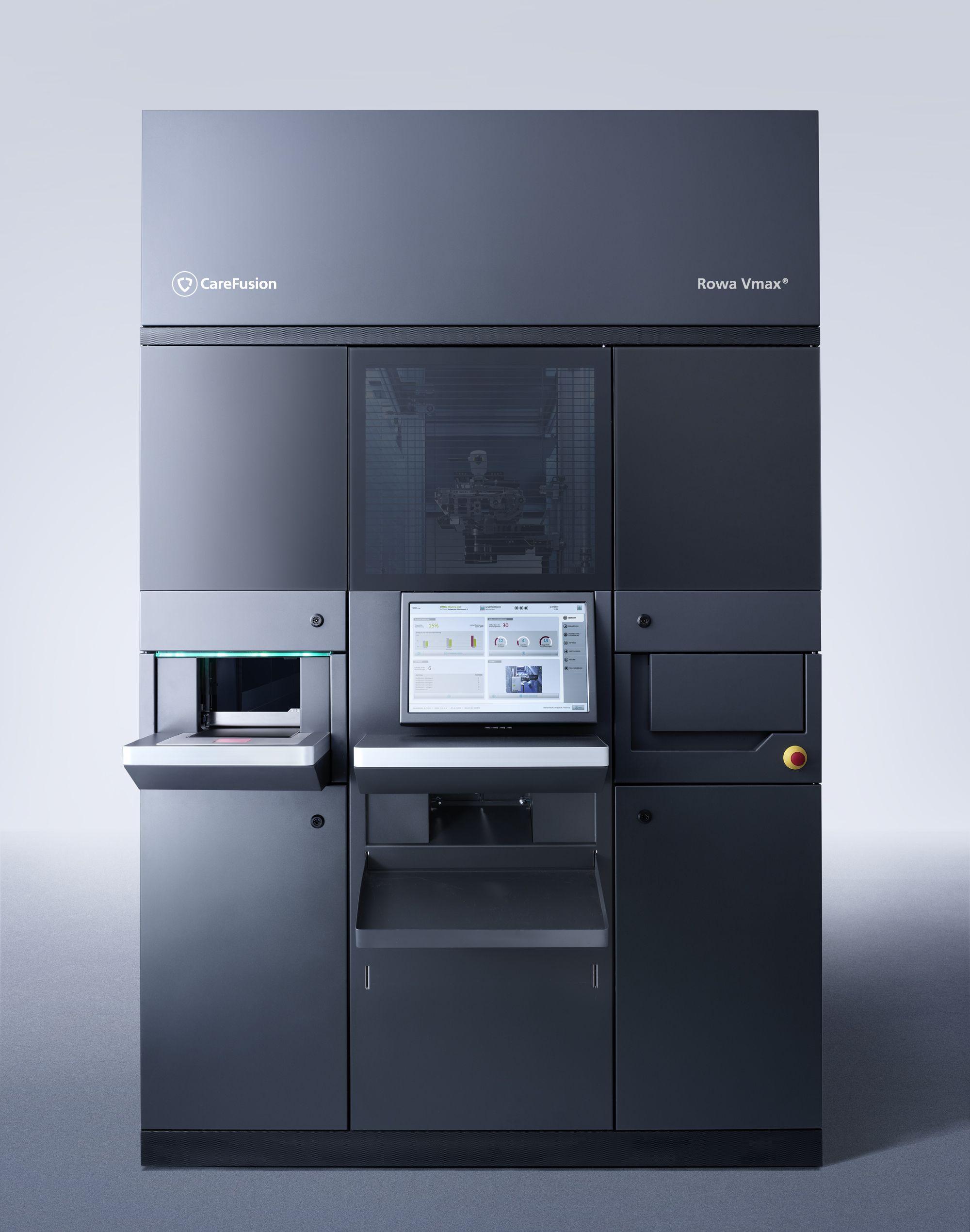 Rowa Vmax Tech design, Internal design, Cnc design