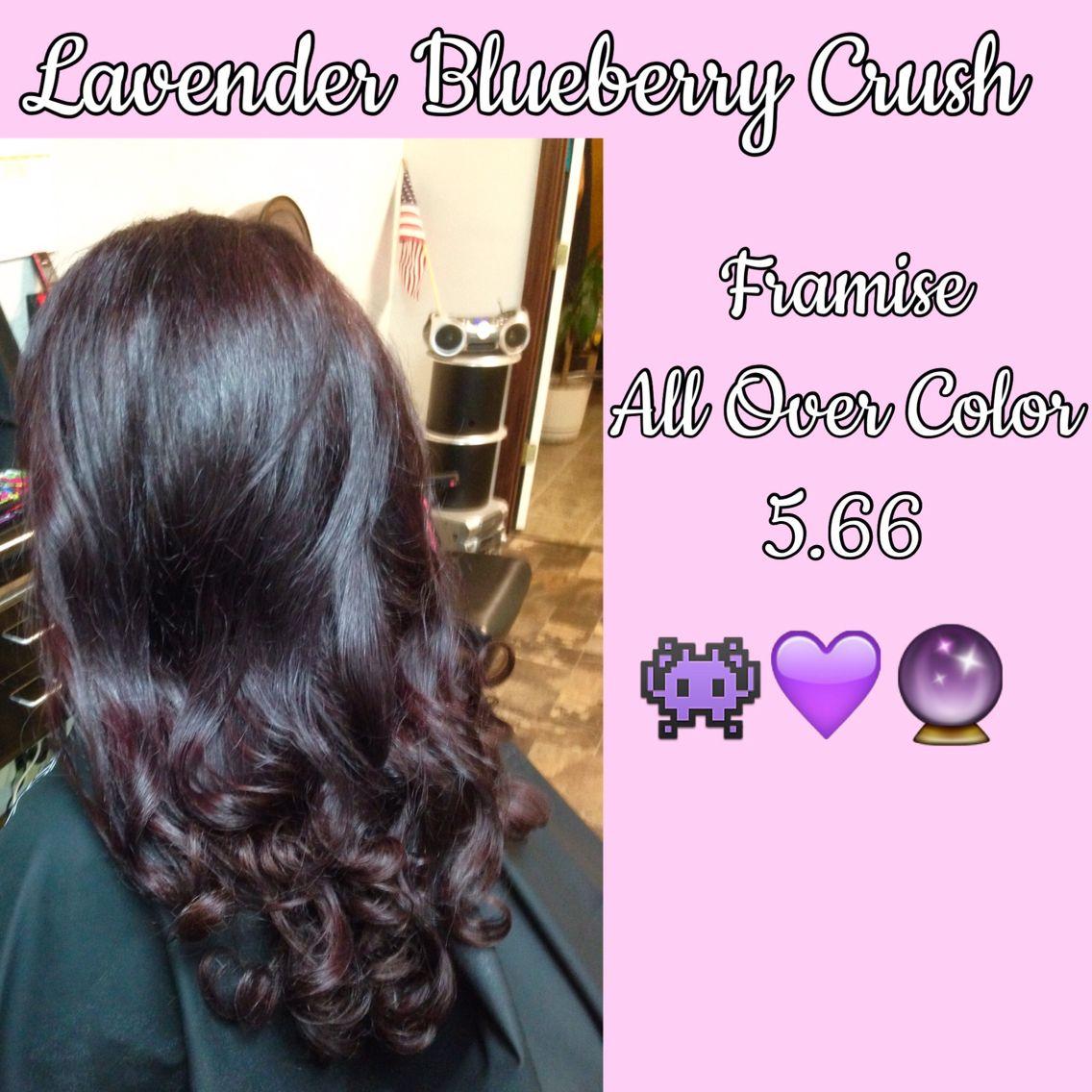 Hair Color Formulation