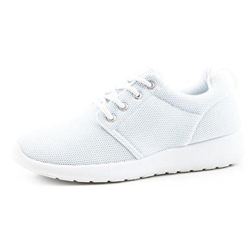Unisex Damen Laufschuhe Schnür Sneaker Sport Fitness Turnschuhe Weiß 38 Marimo http://www.amazon.de/dp/B014535Z20/ref=cm_sw_r_pi_dp_vny-vb0ZQ0ZVM