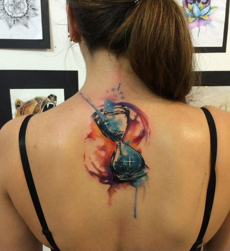 Watercolor tattoo artists in houston texas - If You Re Looking For A Capable Artist For A Tattoo To Look Like A Real Watercolor Painting Karag Zler Has The Skill To Execute Blazing Results
