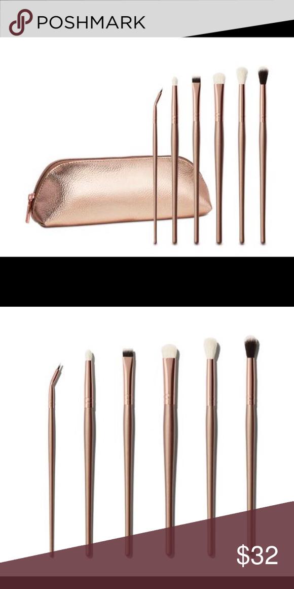 Morphe limited Edition Eye brushes 💕🎁 Meet 6