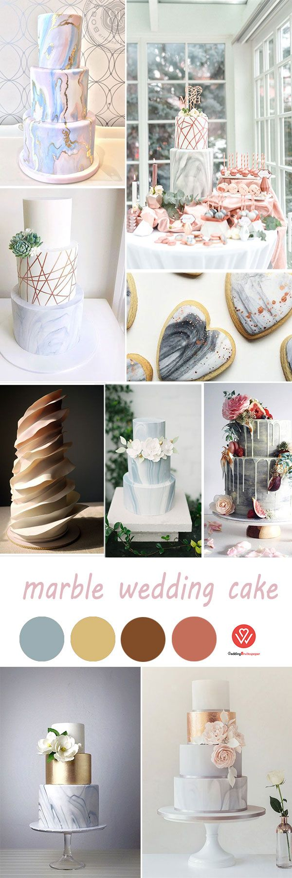 10 Most Popular Elements In Modern Wedding rustic wedding cakes