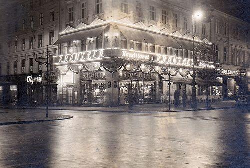 BerlinMitte, Unter den Linden Ecke Friedrichstraße, 1934