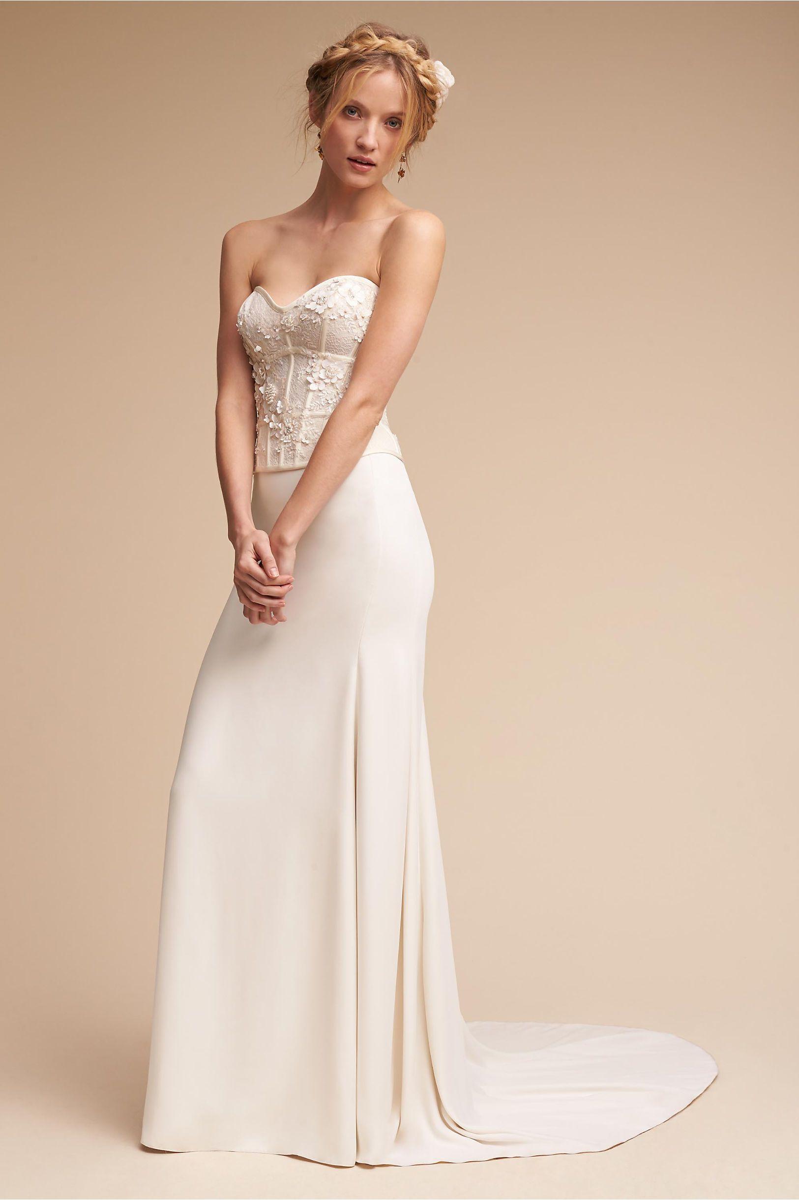 Top 11 Bridal Trends for 2017 | Bodice wedding dress, Wedding dress ...