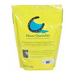 Peppermint 3.5 lb Horse Quencher Horse Electrolyte To keep your horse in his top shape and keeping hydrated