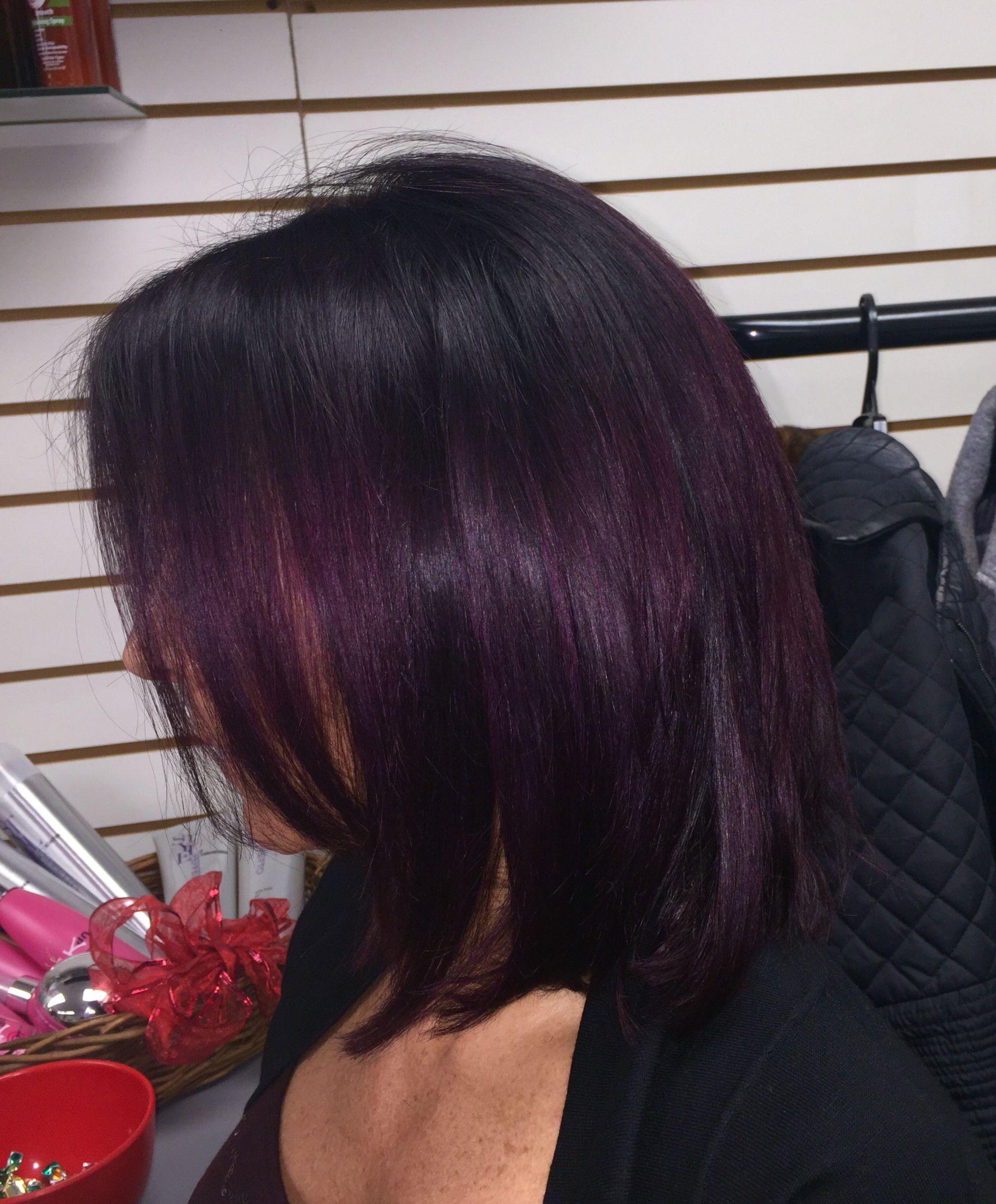 Eggplantviolet #Baco #Colorsplash #Kaaralusa #Jessbakis