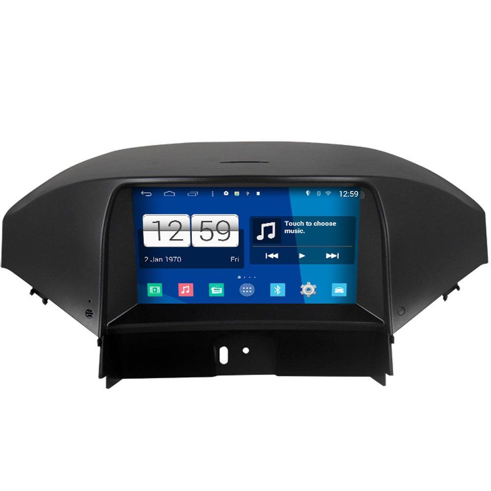 Winca s160 android 4 4 system car dvd gps head unit sat nav for chevrolet orlando 2011