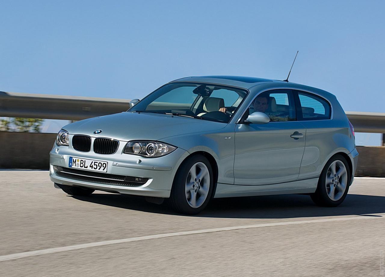 2008 BMW 1 Series 3 door | BMW | Pinterest | BMW and BMW Series