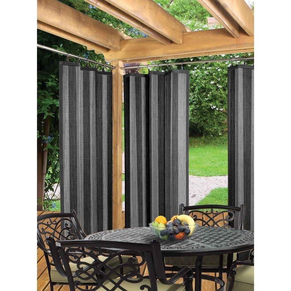 Versailles Indoor Outdoor Bamboo Panel 40in X 84in With Images