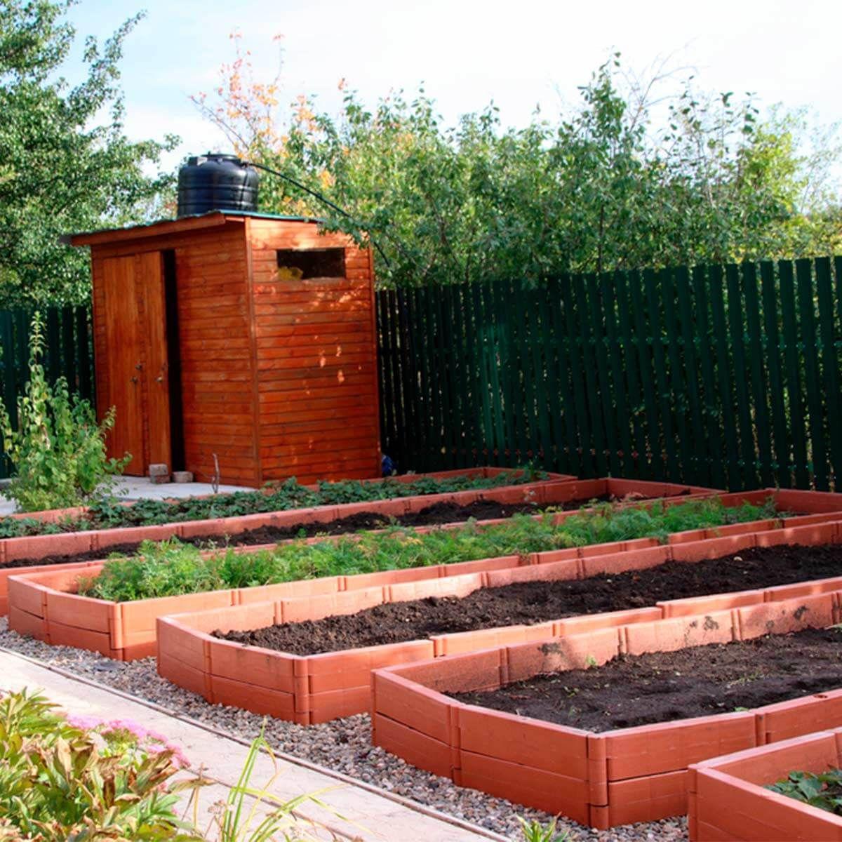How to Prep Soil for a Vegetable Garden Garden soil