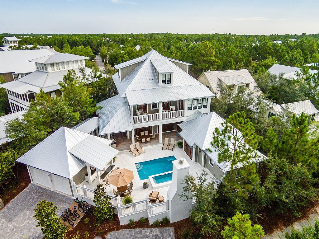 Watercolor Vacation Rental Vrbo 595974 4 Br Beaches Of South