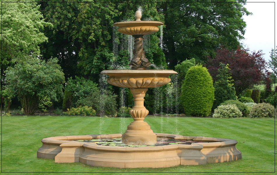 17 Best images about Garden water features on Pinterest Gardens