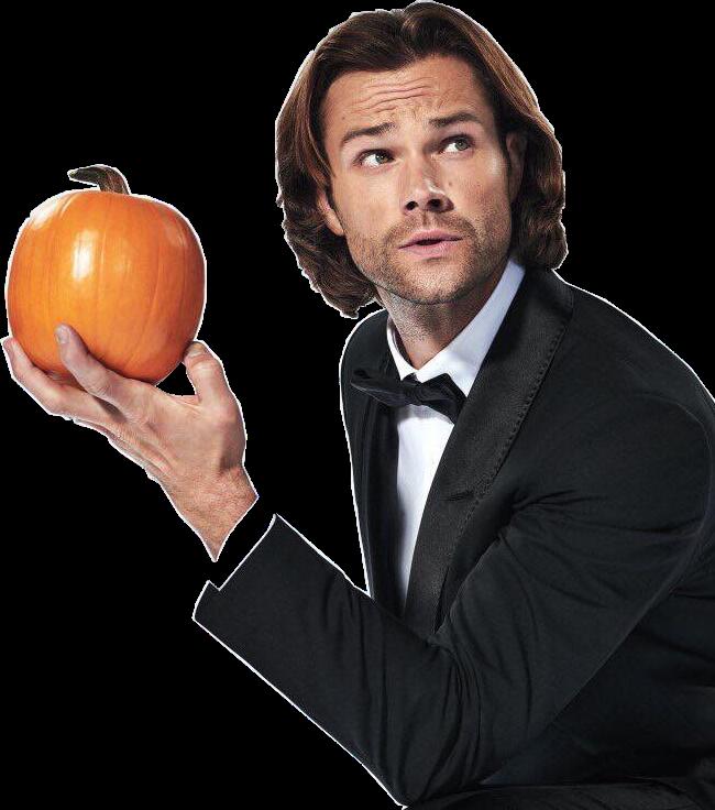 Supernatural Jared Padalcki EW Halloween Sticker
