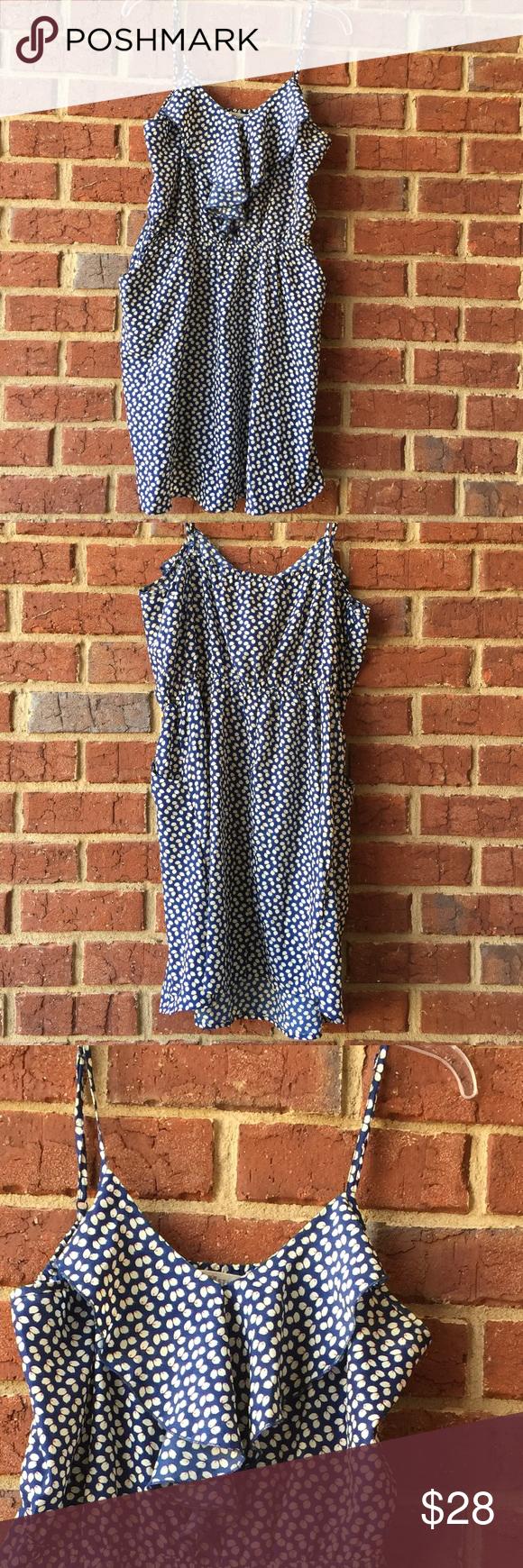 Altar'd State dress. Size XL Cute! cute! Altar'd State spaghetti strap dress. Size XL Altar'd State Dresses