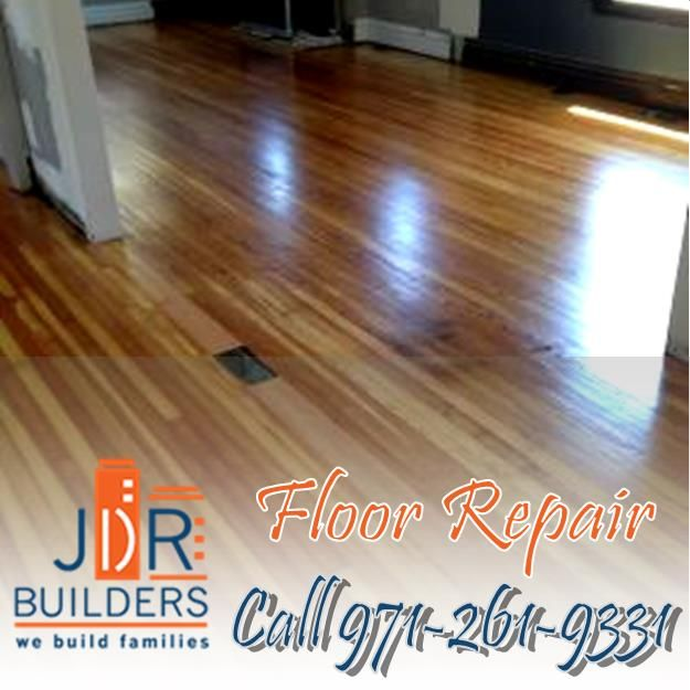 Floor Repair / Seal Wood Floor / Floor Restoration • #BuildingContractors - JDR Builders recently repaired wood floor project • http://jdrbuilders.net • #floorrepair #floorremodel #floordesign #PortlandOR #HillsboroOR #SherwoodOR