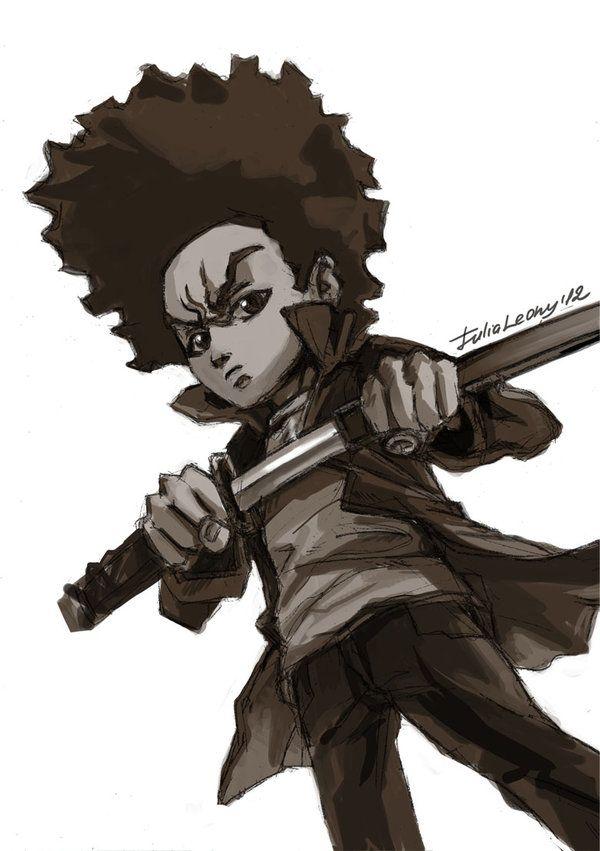 27+ Boondocks samurai information
