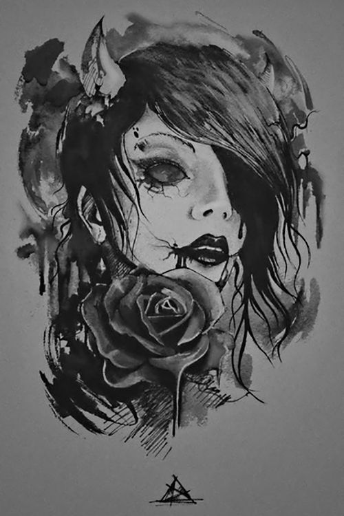 Bloody Rose Tumblr