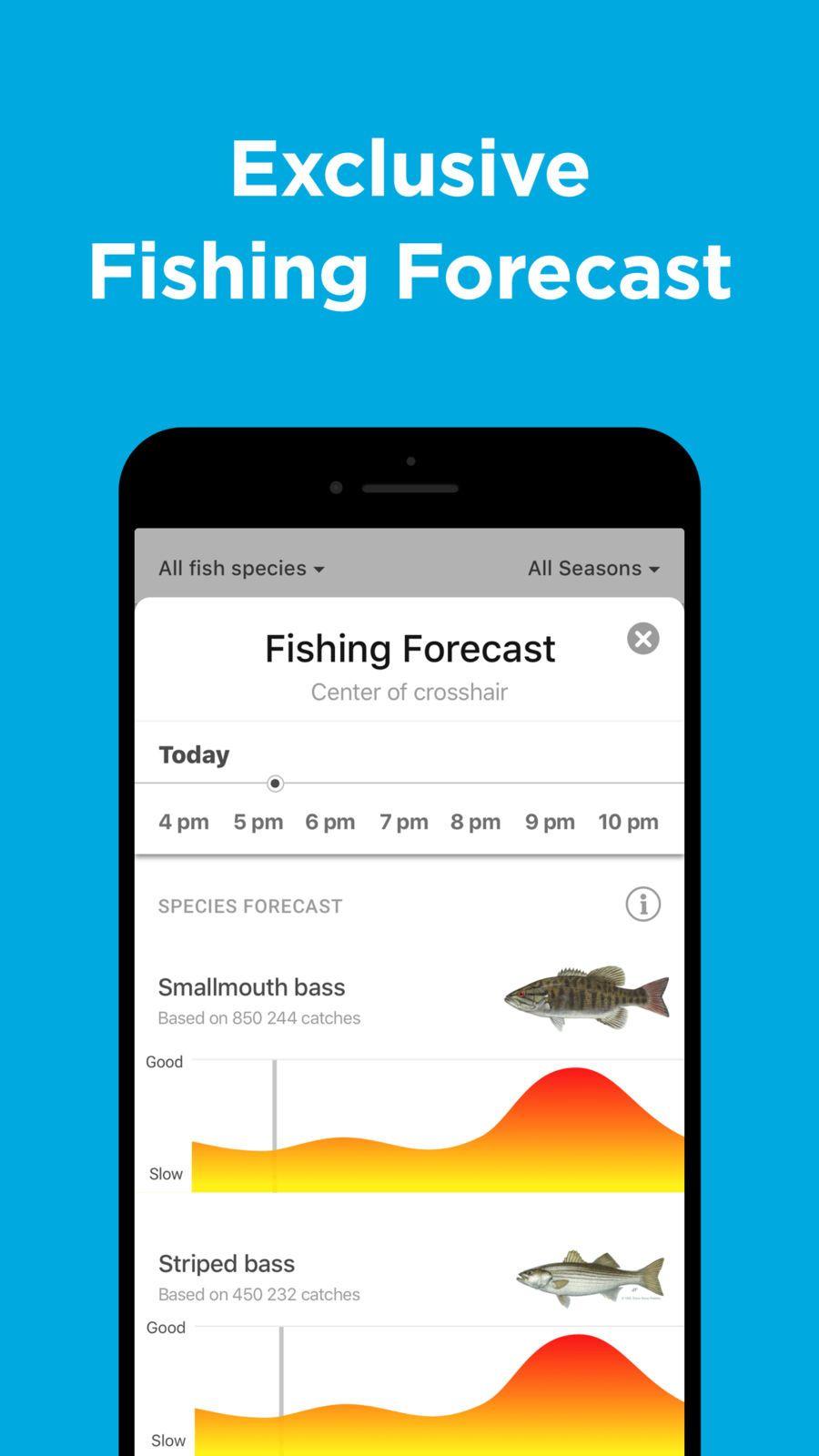 Fishbrain Fishing App NetworkingSocialappsios