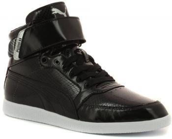 best sneakers 6d7e3 21ade  116 Zapatillas deportivas skylaa hi plaid de Puma - caña alta - exterior  piel y tela - suela gruesa de caucho - PUMA