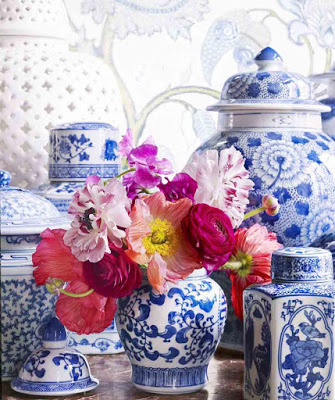 ورد صورة زهور للتصميم Flower Images Rose Decorative Jars